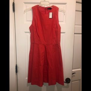 NWT Gap Coral linen dress size 4 tall